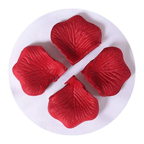 Delicious Lollipop-artificial-flowers 5.5CM5.5CM Rose Petals for Wedding Party