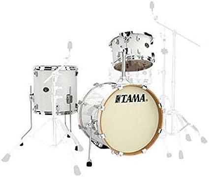 Tama Silverstar vd36mws-vws Vintage White Sparkle – Batería acústica 3 Fûts (sin caja Claire ni accesorios): Amazon.es: Instrumentos musicales