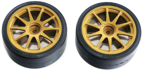 Tamiya 51219 Drift Tire D: All Touring ()