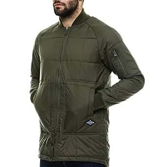 Krakatau - Men's Street Style Winter Parka Jacket - Inside