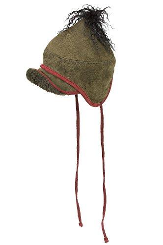 Overland Sheepskin Co. Tibetan Shearling Sheepskin Trapper Hat by Overland Sheepskin Co