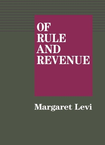 Of Rule and Revenue (California Series on Social Choice...