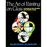 Art of Painting on Glass 9780684164656