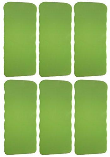 - Black Duck Brand Set of 6 Foam Kneeling Pads - Garden Knee Mat/Gardening Seat Cushion - Quality Comfort! 7