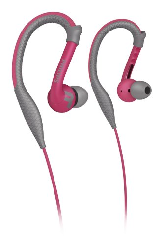 Philips SHQ3200PK/28 ActionFit Sports Earhook Headphones