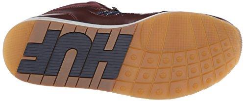 Huf Mens Hr 1 Scarpa Da Skateboard Marrone Scuro / Blu Scuro