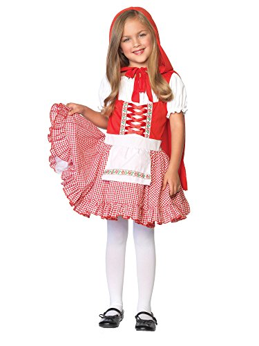Lil Miss Red Child Costume - Medium