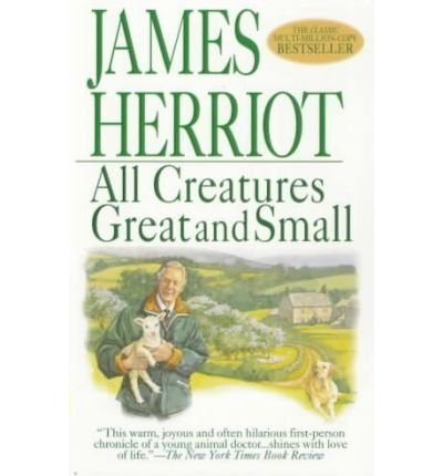 All Creatures Great and Small (Hardback) - Common