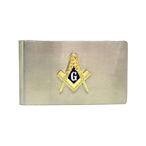(Freemason Money Clip - Cigar Cutters by Jim Masons Money Clip)