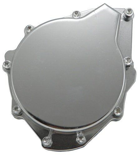 - Yana Shiki CA2850 Chrome Billet Solid Unengraved Stator Cover for Suzuki GSX 1300R Hayabusa
