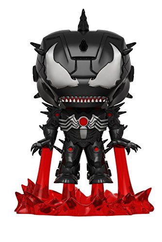 Funko Pop Marvel: Venom - Venom Iron Man Collectible Figure, Multicolor ()