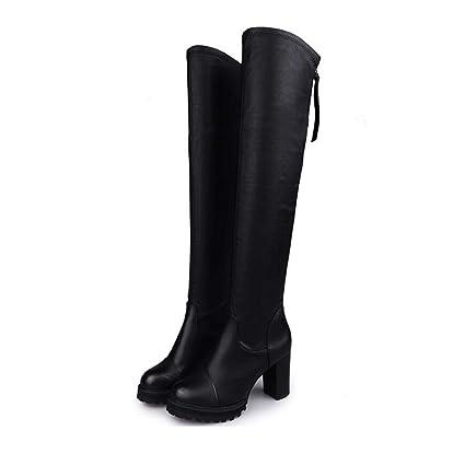 1051146a910e9 Amazon.com: YaXuan Women's Shoes, Autumn and Winter Boots, Women's ...