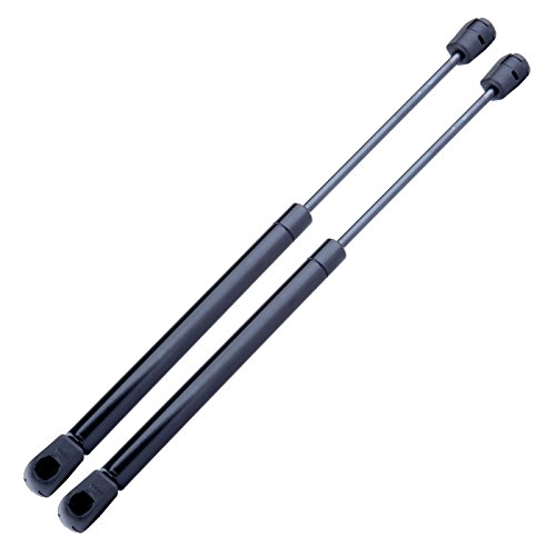 ECCPP Qty(2) Front Hood Gas Lift Supports Shocks Struts for 2005-2010 Jeep Grand Cherokee Compatible with 6304 SG404028