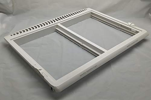 Kenmore 240364725 Refrigerator Drawer Cover Genuine Original Equipment Manufacturer (OEM) Part
