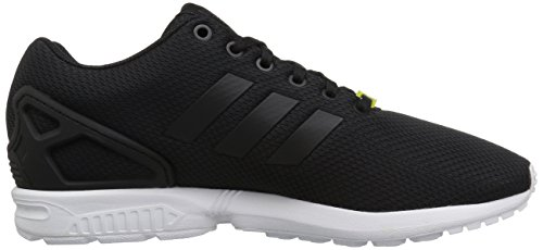 Adidas Originals Zx Flux zapatilla de deporte de moda, Negro, US 4.5 | UK 4 | EU 36 2/3