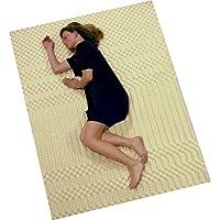 Science of Sleep SS6720FVB Multi-Zone Mattress Topper Full
