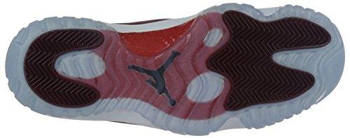 Nike Air Jordan Future Low, Scarpe Sportive Uomo bordeaux black gym rosso bianco 605