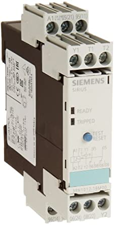 Siemens 3rn1012 1bm00 thermistor motor protection relay for Thermistor motor protection relay