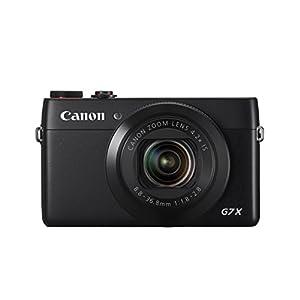 Flashandfocus.com 410NhdAn-7L._SS300_ Canon PowerShot G7 X Digital Camera - Wi-Fi Enabled