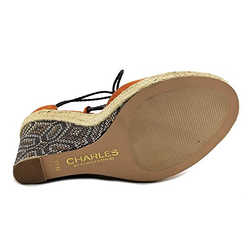 Charles David By Camel Femmes Boston Compensées Sandales xOf8xPqwZ