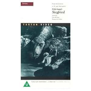 Die Nibelungen: Siegfried [VHS]