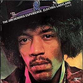 The Jimi Hendrix Experience / Electric Ladyland Part 2 (The Jimi Hendrix Experience Electric Ladyland Vinyl)