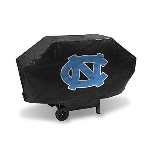 NCAA North Carolina Tar Heels Vinyl Padded Deluxe Grill Cover
