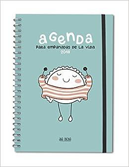 Agenda anual 2018 Croqueta y Empanadilla: Croqueta y ...