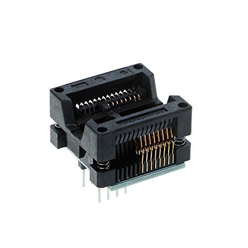 UTL SOP16 to DIP8 Adapter 300mil Socket IC Programmer For EZP2010 EZP2013 RT809F CH341A Integrated Circuits