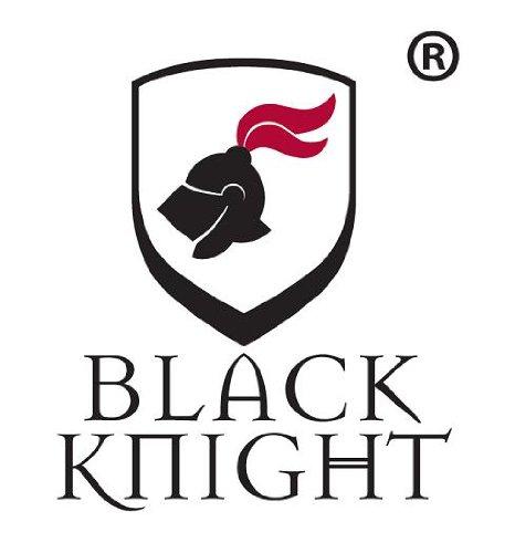 Black Knight JKC Wasserdichte Kurier-/Bomberjacke, Marineblau