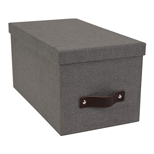 Amazon.com: Bigso Silvia - Caja de papel laminado, color ...