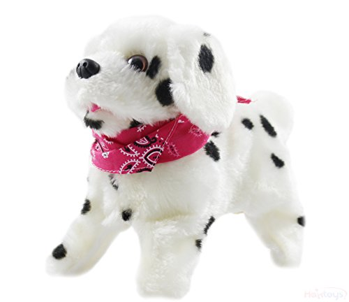 Haktoys Little Puppy Somersaults Dalmatian