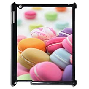 Ipad2,3,4 Macaron Phone Back Case DIY Art Print Design Hard Shell Protection YT073643