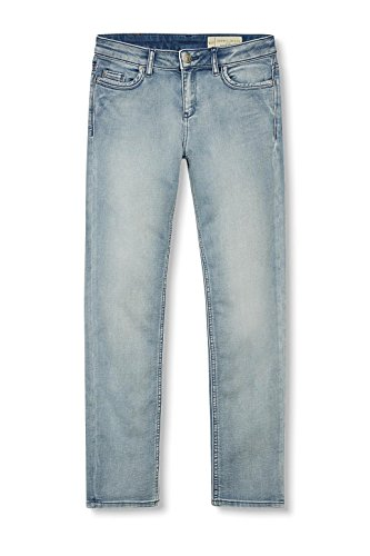 ESPRIT 027ee1b035, Jeans Mujer Azul (Blue Light Wash)