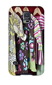linJUN FENGAwesome Design Closet With Double Hanging Rods For Extra Storage Hard Case Cover For Galaxy S5