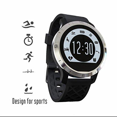 Smartwatch para Smartphone, GPS, altavoces de alta fidelidad ...