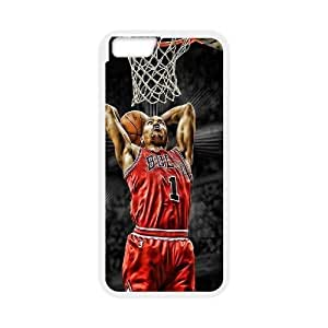 "Derrick Rose Unique Design Case for Iphone6 Plus 5.5"", New Fashion Derrick Rose Case"