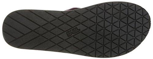 Azure Teva Womens Dark Flip Purple Sandals Avalon rrqwaxdP