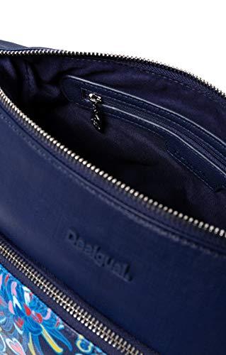 Psicodelia Stampata Borsa Desigual Balcad Blu 19saxpew5106u anTwtxB0