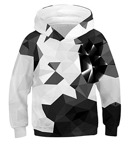 AIDEAONE Christmas Sweatshirt for Unisex Kids Xmas Costume Long Sleeve Shirt