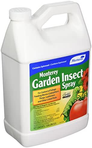 Monterey NLG6155 Insect Spray, 128 Ounce