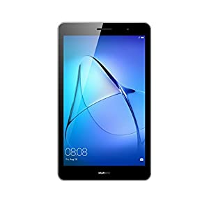 Huawei 8.0インチ T3 8 SIMフリータブレット ※Wi-Fiモデル 16GB RAM2GB/ROM16GB 4800mAh 【日本正規代理店品】