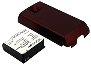 Battery for Verizon XV6850, 3.7V, 2400mAh, Li-ion