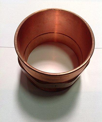 W1150 Mueller Copper Male Adapter 4-1/8