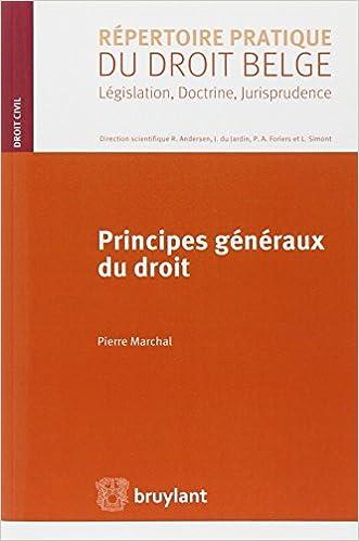 Ebook pour le téléchargement gratuit gk Principes généraux du droit PDF ePub 2802743422