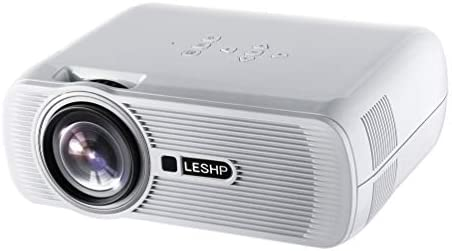Amazon.com: Multi-Media LED Video Projector 1080P HD Office ...