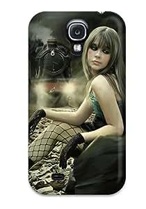 New Style Walter Mackey Babe Dark Premium Tpu Cover Case For Galaxy S4