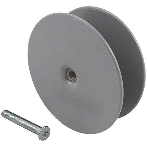 Plate Coated Filler (Stone Harbor Hardware Hole Filler Plate (Prime Coated))