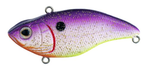 - Spro Junior Aruku Shad Bait-Pack of 1, Purple Rain