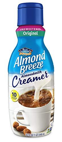 (Almond Breeze Unsweetened Original Almondmilk Creamer, 32 fl oz)